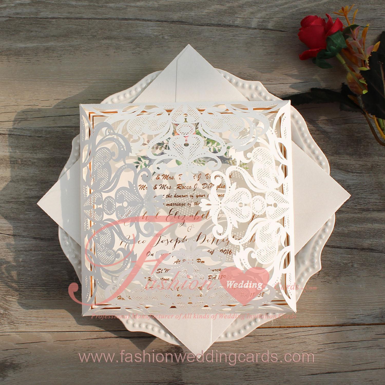 Wedding Invitation Packages Canada: Laser Cut Wedding Invitations Canada