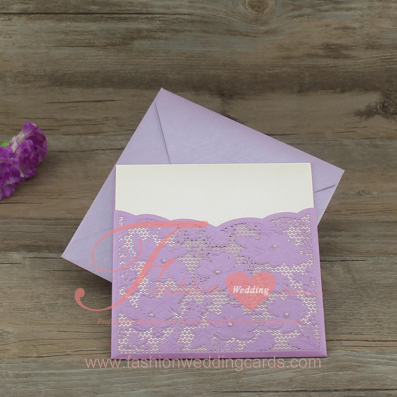 Laser cut wedding invitations melbourne lilac invitations pocket lilac laser cut wedding invitations melbourne jeuxipadfo Images