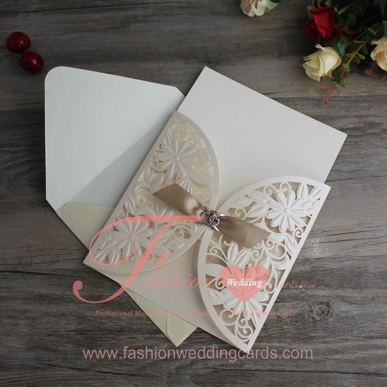 Laser Cut Wedding Invitations Australia